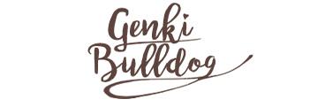 Hundeblog GenkiBulldog Logo