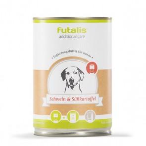 futalis additional care mit Schwein & Süßkartoffel 400 g Dose