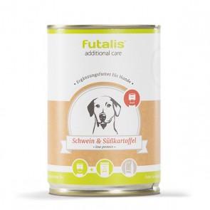 futalis additional care mit Schwein & Süßkartoffel 400 g Dose (low protein)
