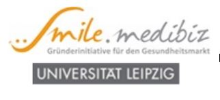 Logo: SMILE.Medibiz