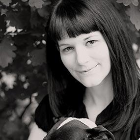 Tierärztin Stefanie Schmidt