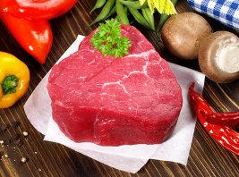 Rindfleisch in der Hundefütterung