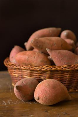 Süßkartoffel im Hundefutter