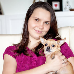 Hundefutter Test Amy