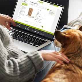 Bestes Hundefutter online bestellen