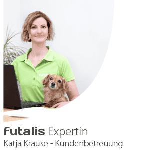 Kundenbetreuerin Katja Krause
