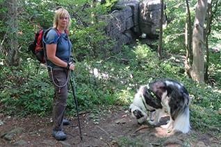 Tagebucheintrag: Wandern mit Matze und Nicole