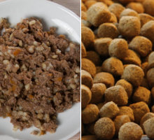 Alleinfuttermittel für Hunde