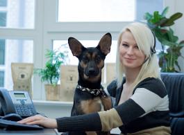 Kundenbetreuerin                                                                            Melanie Schmidt